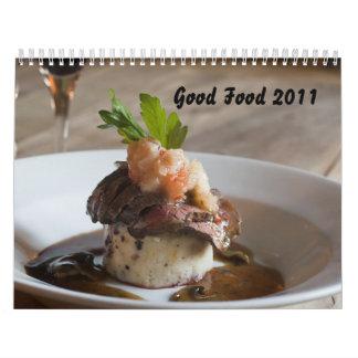 Good Food 2011 Calendar