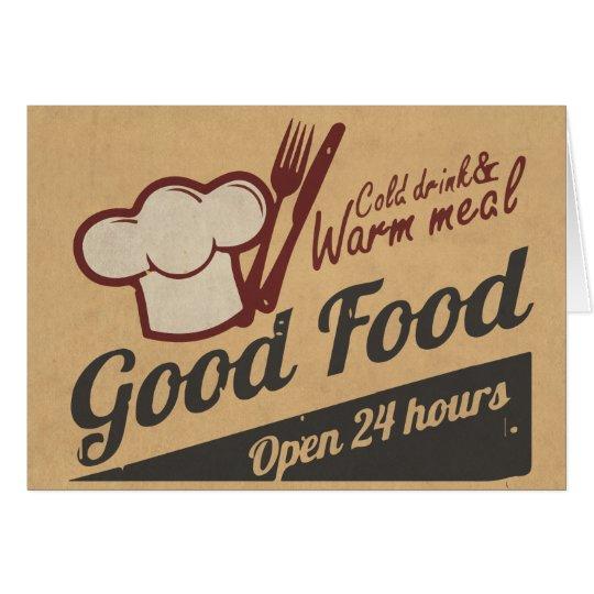 Good Food Card