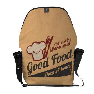 Good Food Courier Bag