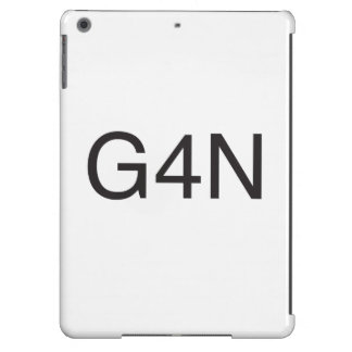 good for nothing.ai iPad air cover