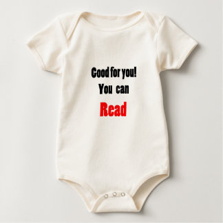 Good For You! You Can Read Bodysuit