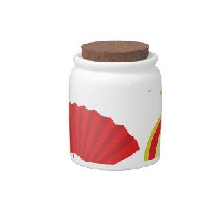 Good Fortune Candy Jar
