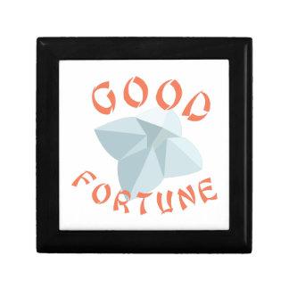 Good Fortune Jewelry Box