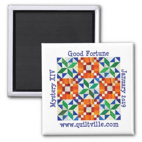 Good Fortune Magnet