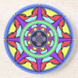 Good Fortune Wheel Drink Coasters