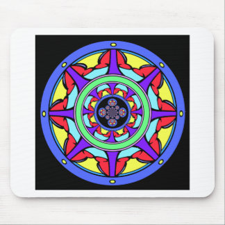 Good Fortune Wheel Mouse Pad
