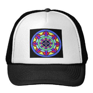 Good Fortune Wheel Trucker Hat