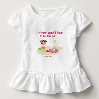 Good friendly 2 toddler t-shirt