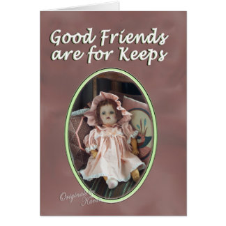 Good Friends 2-customize Card