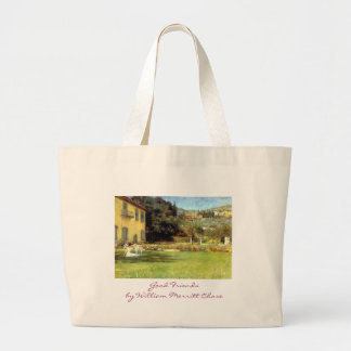 Good Friends by William Chase Large Tote Bag