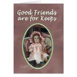 Good Friends-customize Cards
