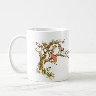 Good Friends Good Talk Classic White Coffee Mug