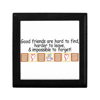 Good Friends Jewelry Box
