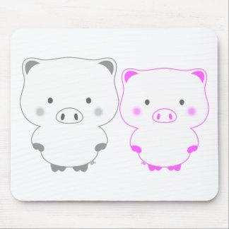 Good friends mousepads