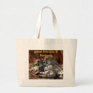 Good Friends R Forever Jumbo Tote Bag