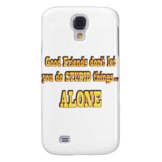 Good Friends Samsung S4 Case