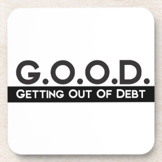 Good Getting Out of Debt Coaster