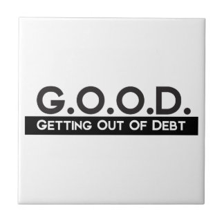 Good Getting Out of Debt Tile