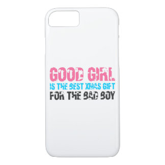 Good Girl For Bad Boy iPhone 8/7 Case