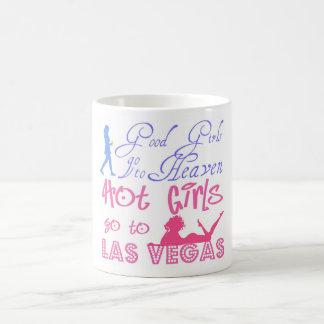 Good girls and Hot girls Mug