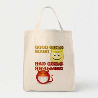 Good Girls Bad Girls Totes
