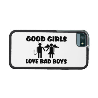 Good Girls Love Bad Boys iPhone 5 Cover
