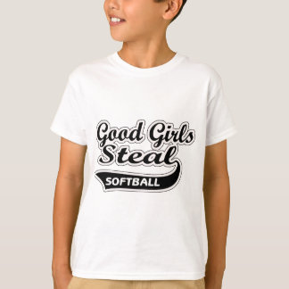 Good Girls Steal (black) T-Shirt