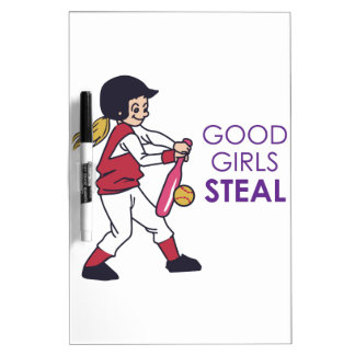 Good Girls Steal Dry-Erase Board