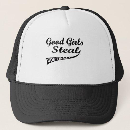 Good Girls Steal (Urban lettering) Trucker Hat