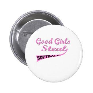 Good Girls Steal (urban pink) Pins