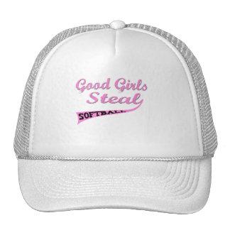 Good Girls Steal (urban pink) Mesh Hat