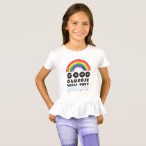 Good Glucose (Rainbow Ruffle) T-Shirt