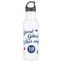 Good Glucose Stainless Steel Water Bottle