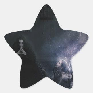 good gone bad star sticker