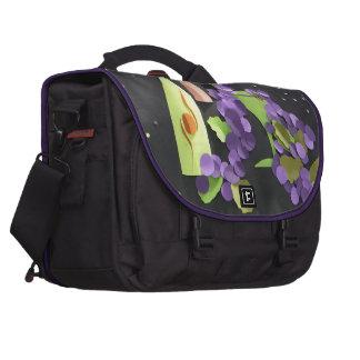 """Good Grapes"" Laptop Bags"