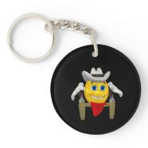 Good Guy Cowboy 2 Keychain