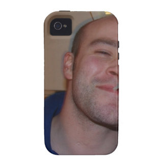 Good Guy Greg Vibe iPhone 4 Covers