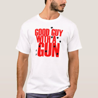 Good Guy With a Gun T-Shirt