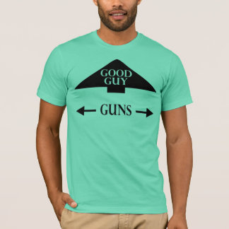 Good Guy With Guns T-Shirt