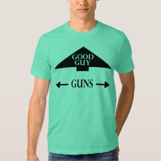 Good Guy With Guns Tee Shirts