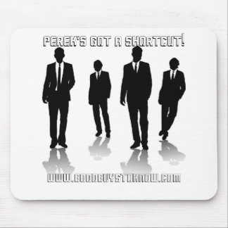Good Guys To Know Mousepad