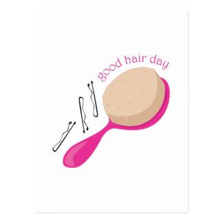 Good Hair Day Postcard