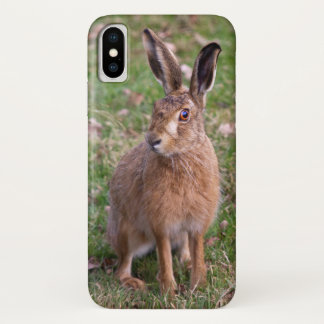Good Hare Day iPhone X Case