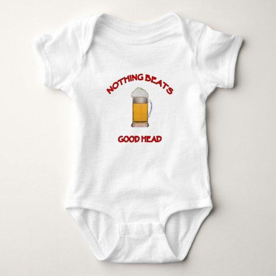 Good Head Baby Bodysuit