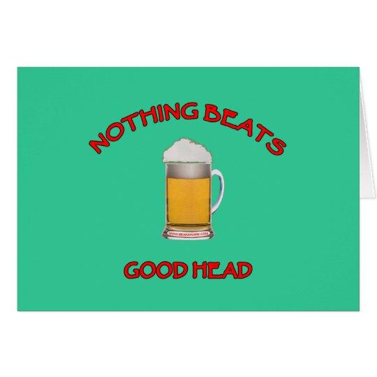Good Head Card