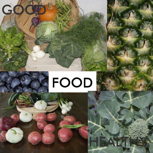 Good Healthy Food bag