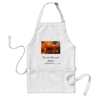 good home cooking adult apron