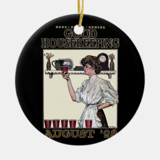 Good Housekeeping Ceramic Ornament