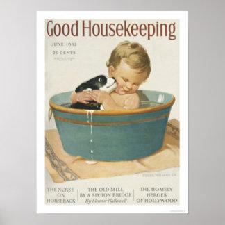 Good Housekeeping Poster