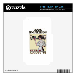Good Housekeeping Skin For iPod Touch 4G